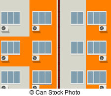 Clipart block of flats clipart free library Flats clipart - ClipartFest clipart free library
