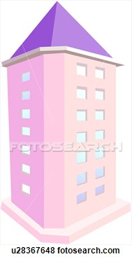 Clipart block of flats banner black and white Clip Art Block Of Flats Clipart - Clipart Kid banner black and white