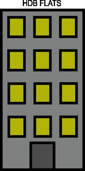 Clipart block of flats royalty free Clip Art Block Of Flats Clipart - Clipart Kid royalty free