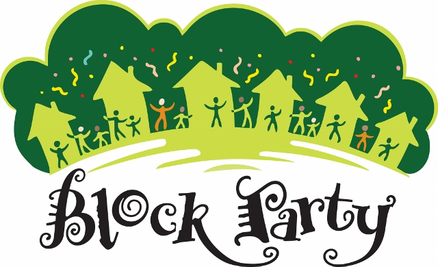 Clipart block party svg free Clipart block party - ClipartFest svg free