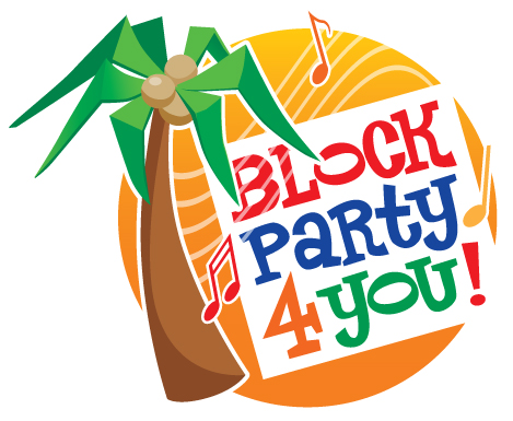 Clipart block party clip free stock Block Party Clipart - Clipart Kid clip free stock