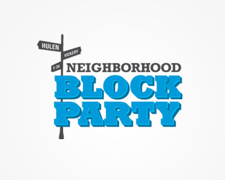 Clipart block party library Neighborhood block party clip art - ClipartFest library