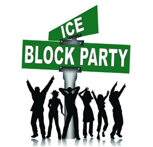 Clipart block party free Gallery For > Community Block Party Clipart free