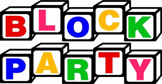 Clipart block party png download Block Party People Clipart - Clipart Kid png download