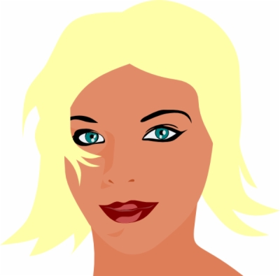 Clipart blonde girl green eyes wearing jeans clip art royalty free Result for blonde girl png   fourjay.org clip art royalty free