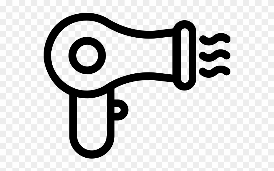 Clipart blow dryer jpg freeuse stock Hair Dryer - Blow Dryer Icon Transparent Clipart (#612586) - PinClipart jpg freeuse stock