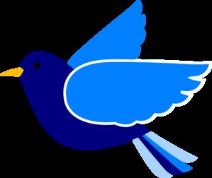 Clipart blue bird jpg library download Blue Bird Left2 PNG, SVG Clip art for Web - Download Clip Art, PNG ... jpg library download
