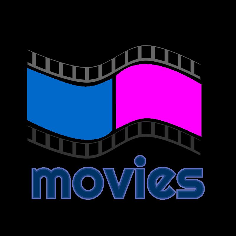 Clipart blue movies com graphic freeuse Free Clipart: Movies | netalloy graphic freeuse