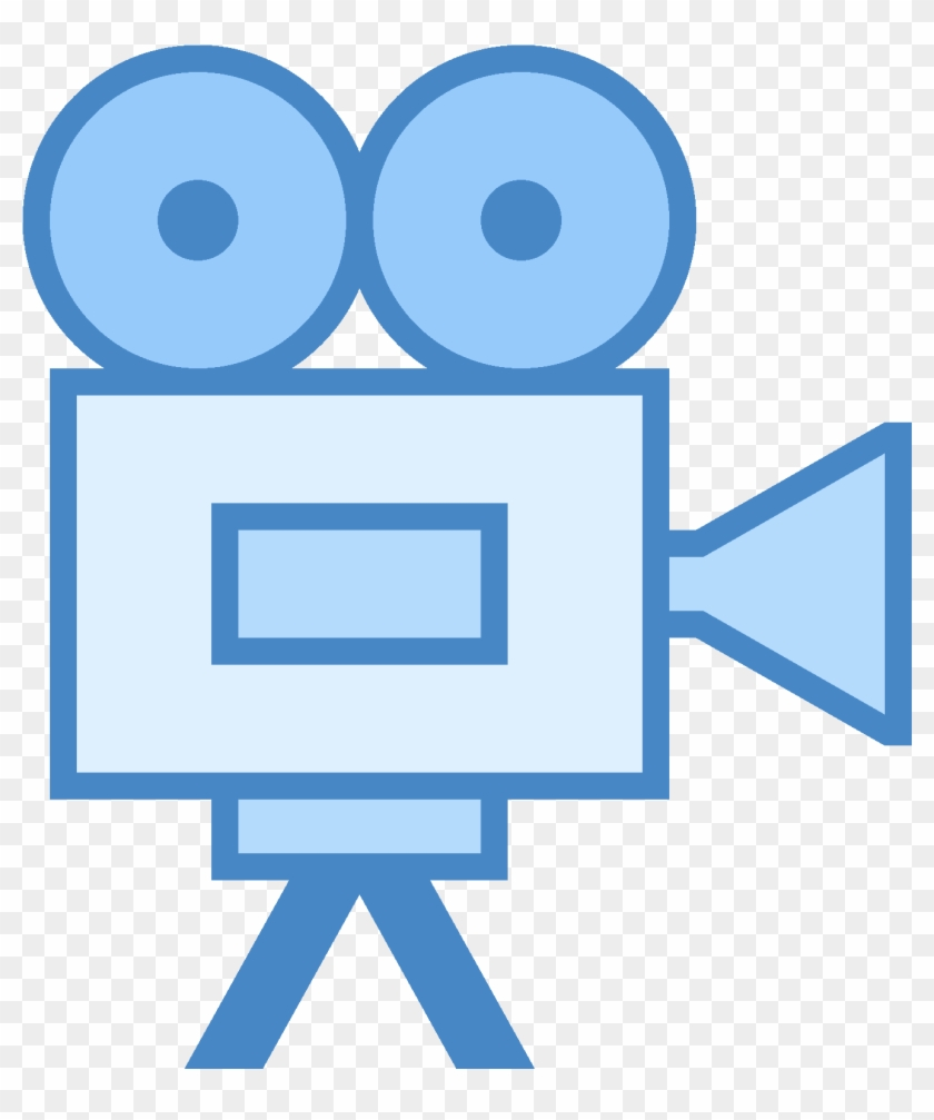 Clipart blue movies com jpg transparent Movies Vector Cinema Film Projector - Account, HD Png Download ... jpg transparent
