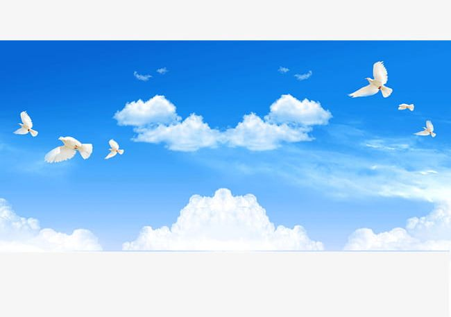 Clipart blue sky picture stock White Clouds PNG, Clipart, Blue, Blue Clipart, Blue Clipart, Blue ... picture stock