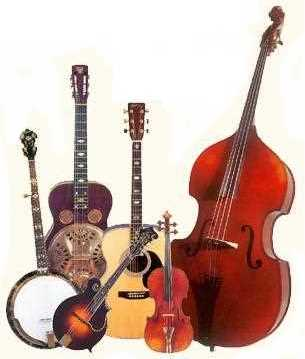 Clipart bluegrass graphic library stock Bluegrass music instruments clipart - Clip Art Library graphic library stock