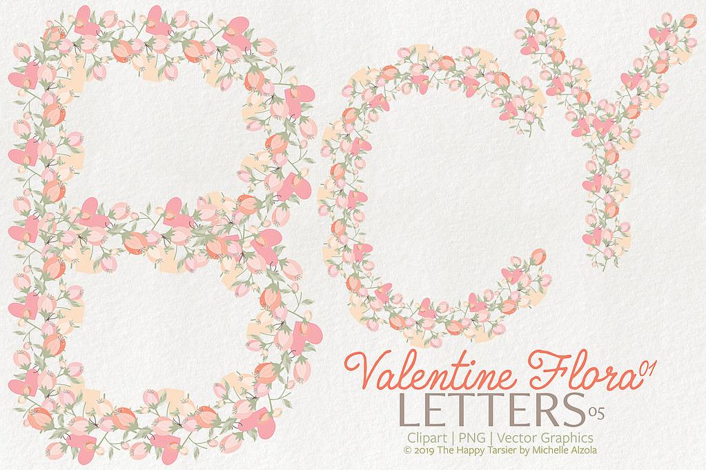 Clipart blumen borduren clip art royalty free stock The World\'s Best Photos of alphabet and flowers - Flickr Hive Mind clip art royalty free stock