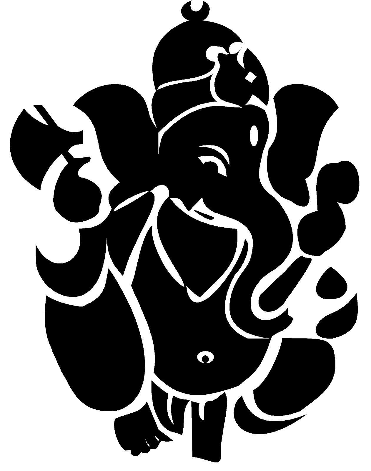 Ganesh god images clipart