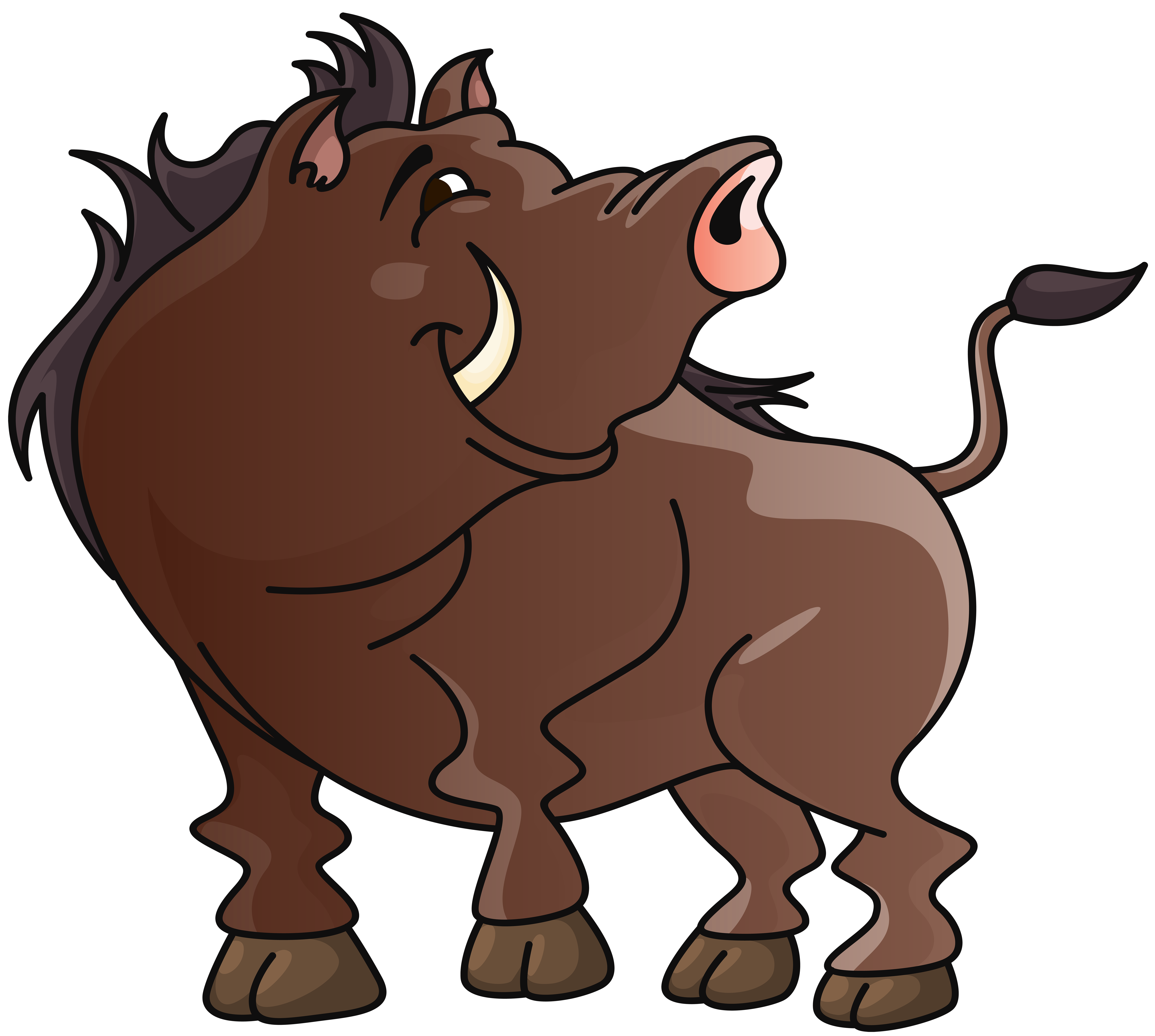 Clipart boar banner free Cartoon boar clipart images gallery for free download | MyReal banner free