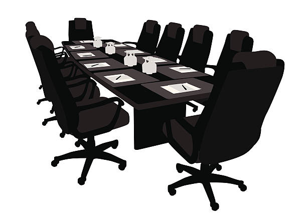 Clipart conference table