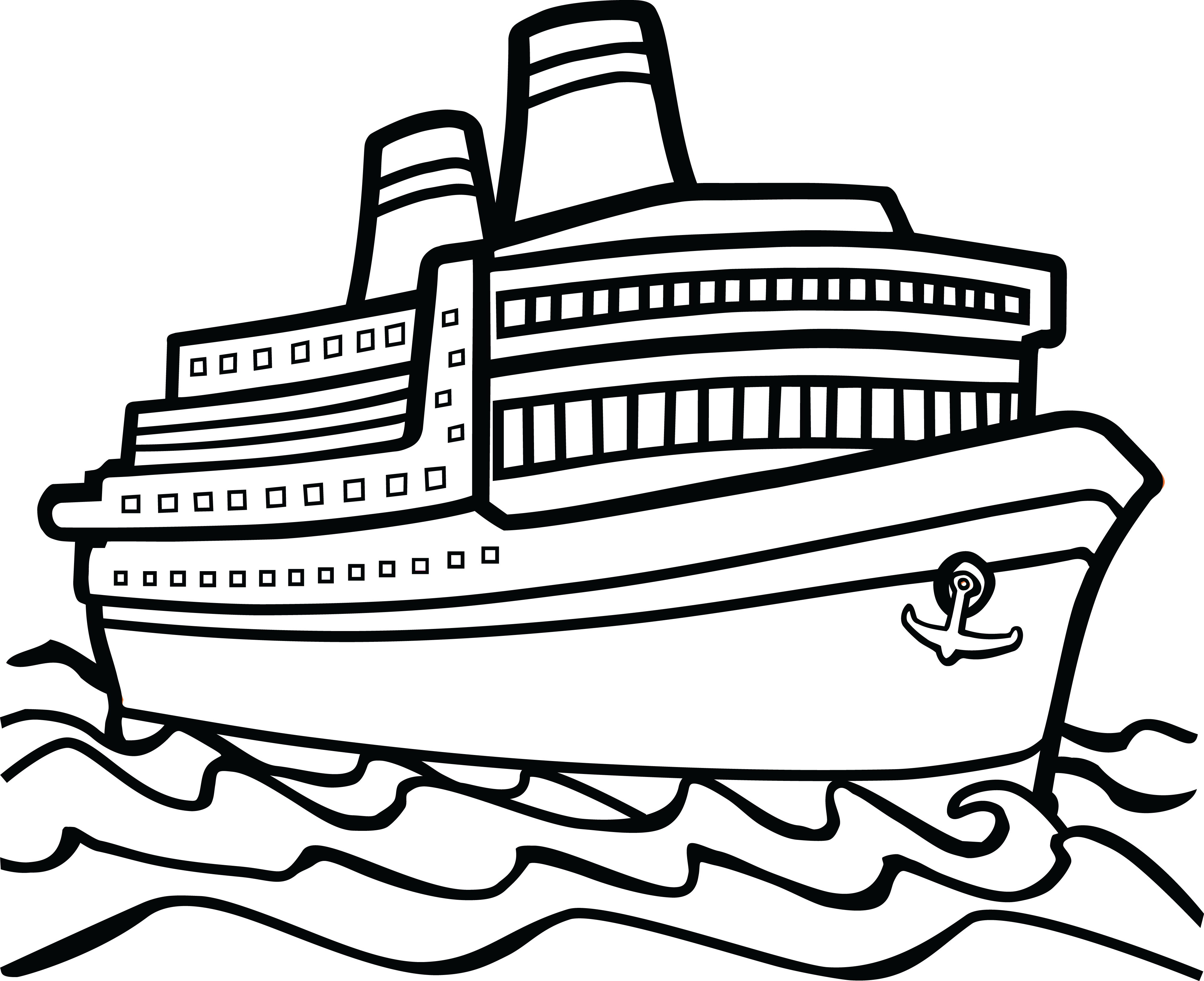 Clipart boat black and white clip art free library Boat clipart black and white clipart images gallery for free ... clip art free library