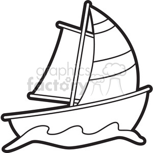 Cartoon boat clipart clipart freeuse stock boat clipart - Royalty-Free Images | Graphics Factory clipart freeuse stock