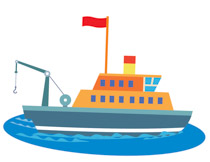 Fishing vessel clipart graphic free Free Boats and Ships Clipart Clip Art Pictures Graphics - Clip Art ... graphic free