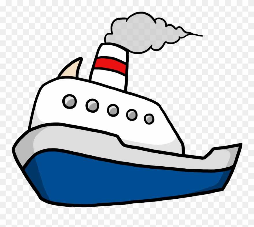 Clipart ships free jpg Ship Clip Art Free Clipart Images - Transparent Background Boat ... jpg