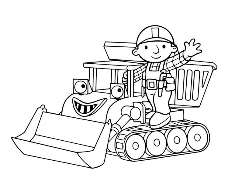 Clipart bob der baumeister picture library Bob the builder Clip Art picture library