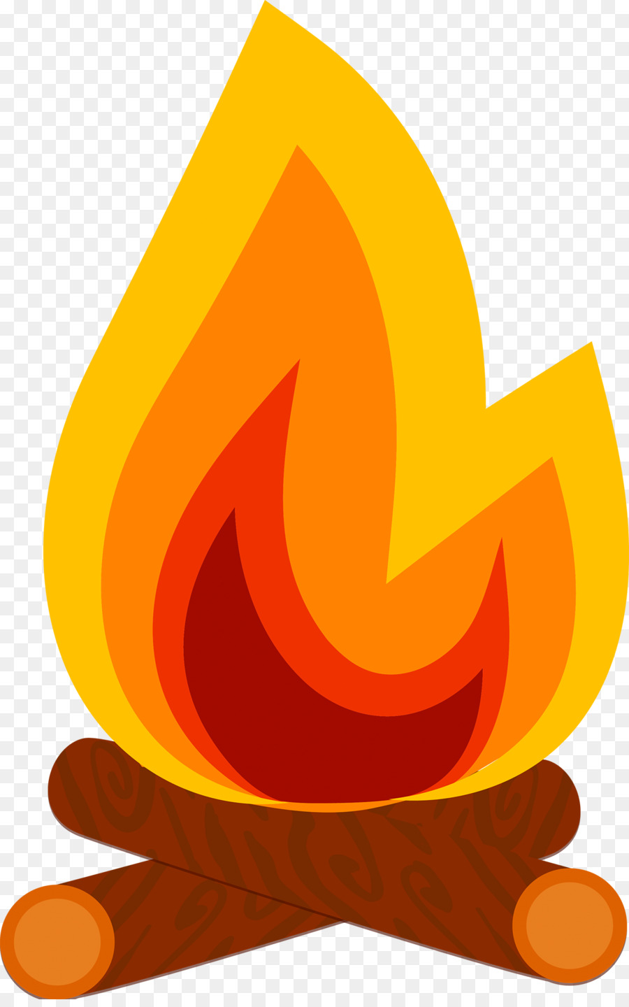 Clipart bonfire clip freeuse Background Free Fire png download - 1300*2064 - Free Transparent ... clip freeuse
