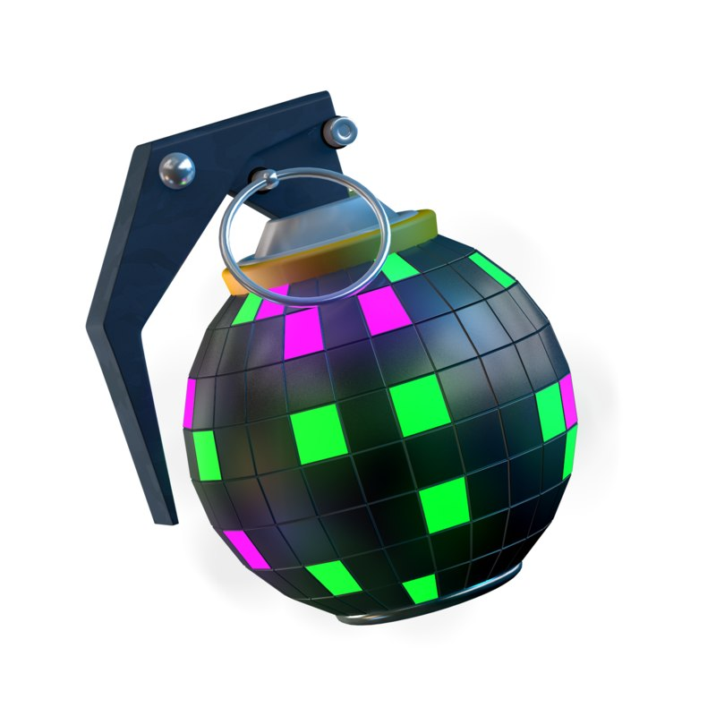 Clipart boogie bomb fortnite transparent library Boogie Bomb transparent library