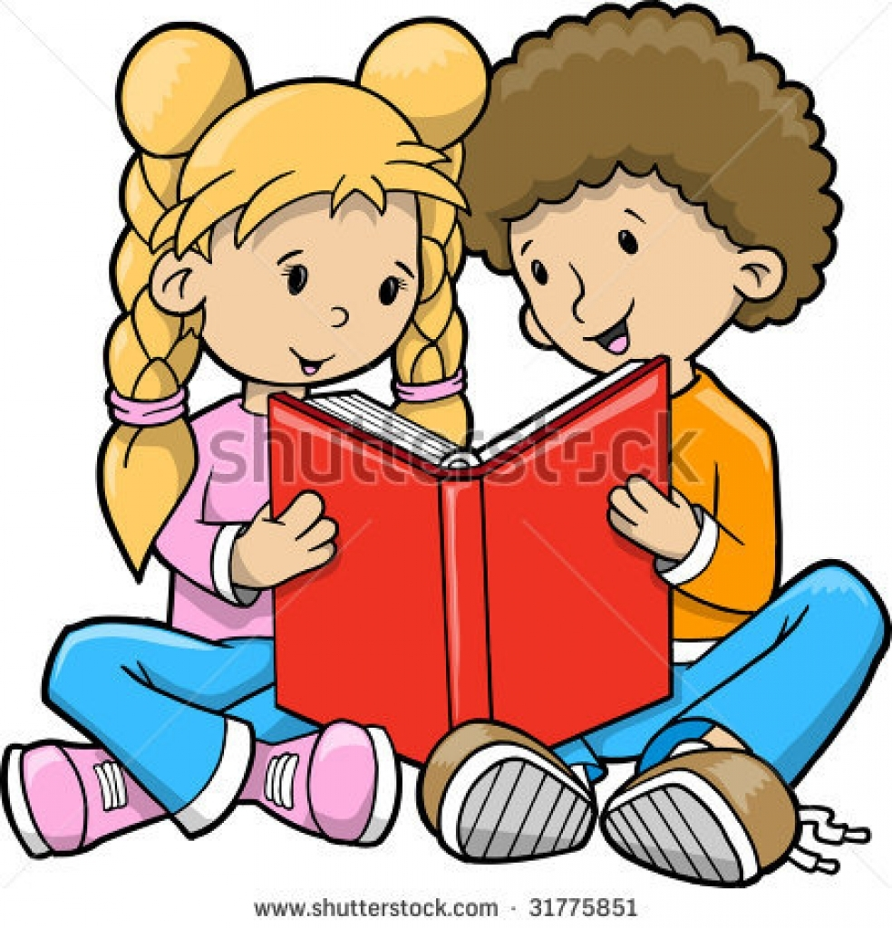 Clipart book and child picture transparent Children Books Clipart   Free download best Children Books Clipart ... picture transparent
