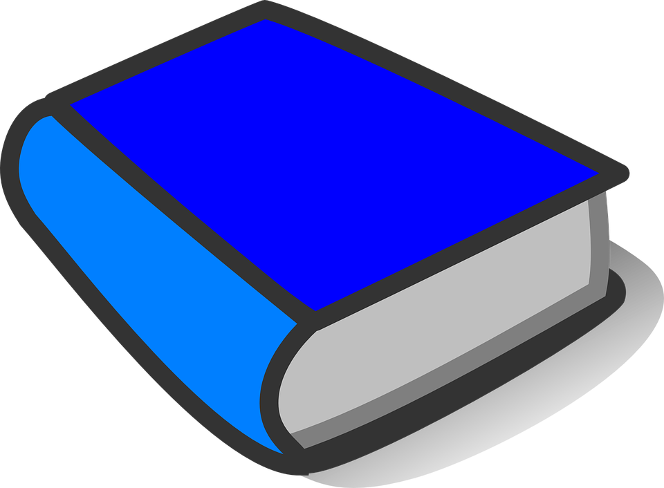 Clipart book blue image library download Book clipart blue - Graphics - Illustrations - Free Download on ... image library download