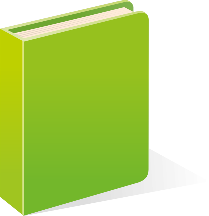 Clipart book cover png stock Book cover Hardcover Reading Green free commercial clipart - Book ... png stock