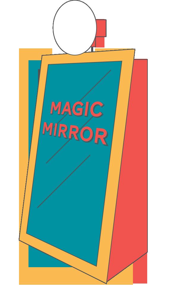 Magical star clipart image freeuse Magic Mirror - Austin City Photobooth image freeuse