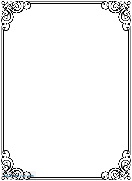 Clipart frames and borders free download png black and white stock Free DOWNLOAD BORDER, Download Free Clip Art, Free Clip Art on ... png black and white stock