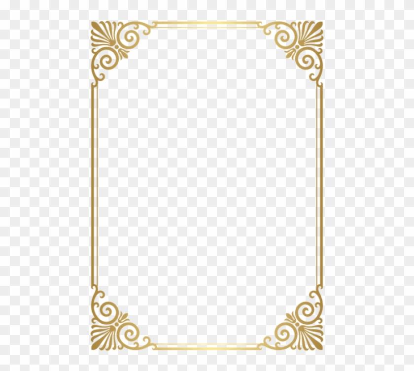 Photo frame border design clipart png transparent library Free Png Download Border Frame Transparent Clipart - Frame Border ... png transparent library