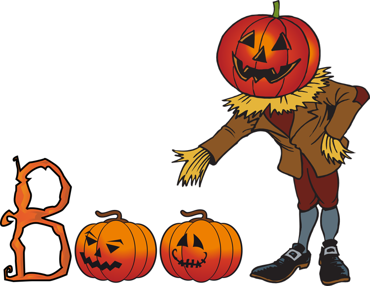 Free halloween frame clipart clipart royalty free download Halloween border pumpkin border clipart free images - Clipartix clipart royalty free download