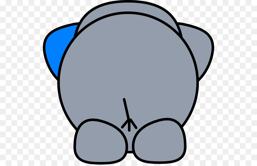 Clipart bottom clipart free Sunglasses Drawing clipart - Elephants, Drawing, Cartoon ... clipart free