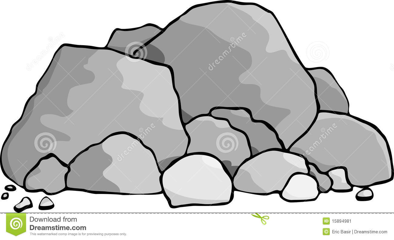 Clipart boulders picture freeuse 50+ Rocks Clip Art | ClipartLook picture freeuse