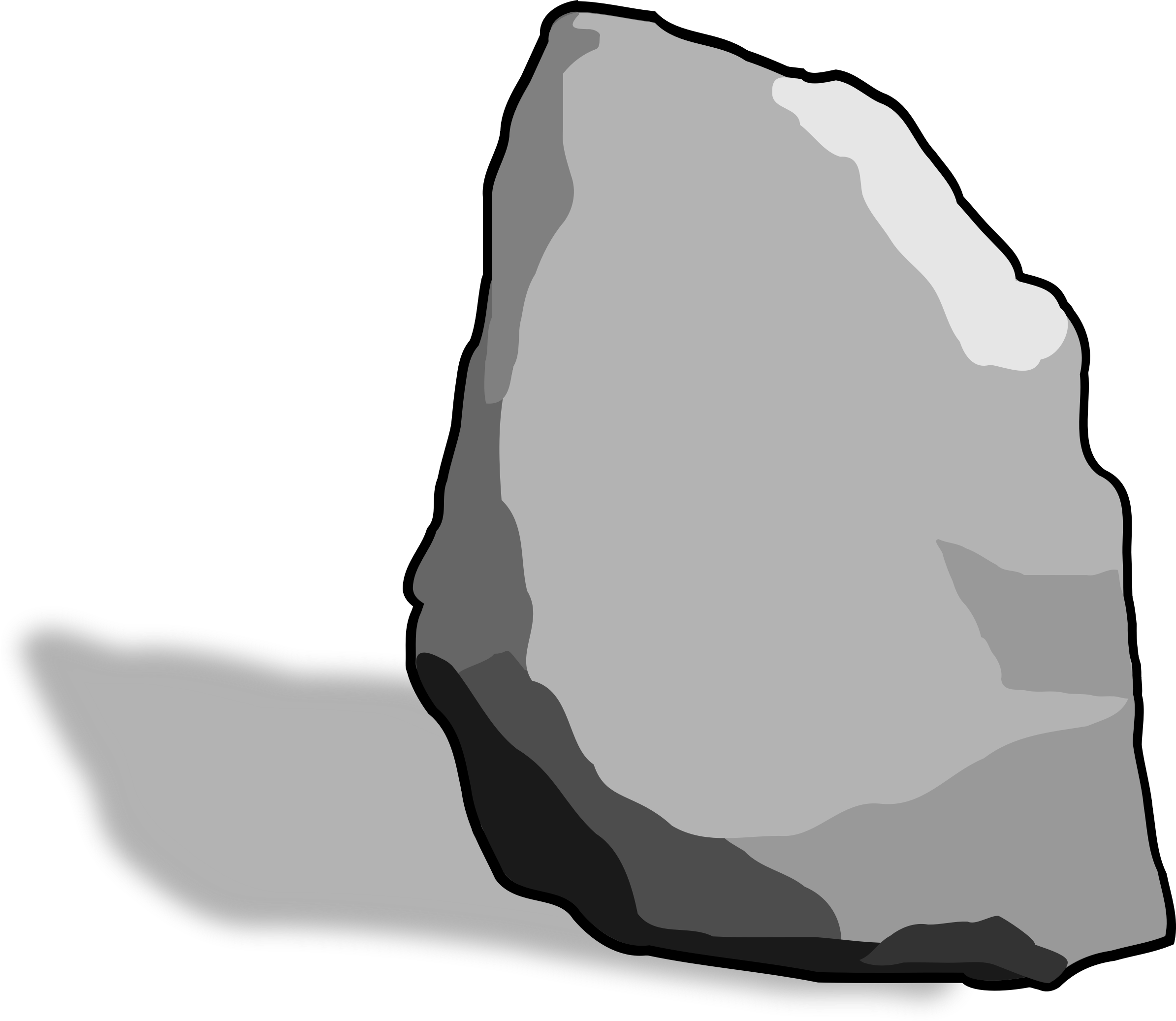 Clipart boulders image library download Free Cartoon Rock Cliparts, Download Free Clip Art, Free Clip Art on ... image library download