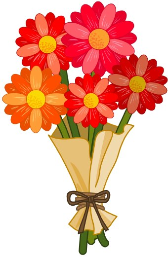 Flower bucket clipart clip art Free Flower Bunches Cliparts, Download Free Clip Art, Free Clip Art ... clip art