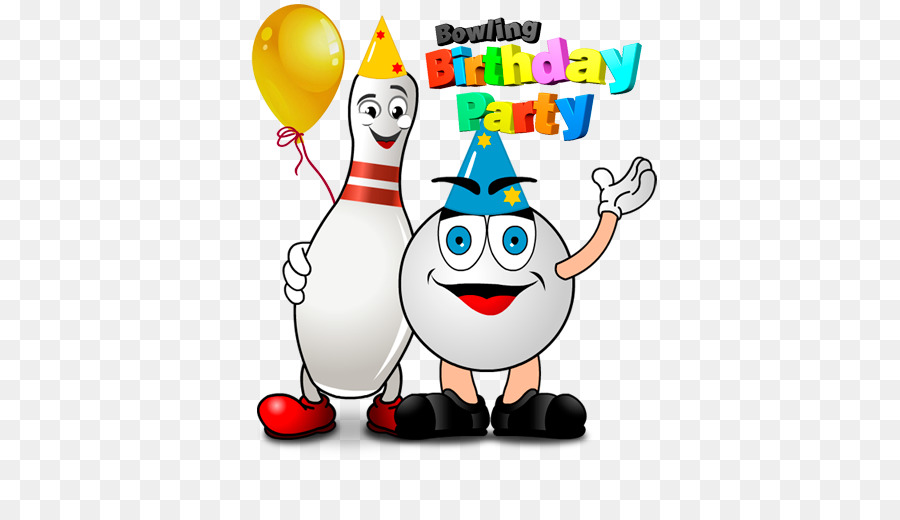 Clipart bowling party svg library download Birthday Party Background clipart - Birthday, Bowling, Party ... svg library download