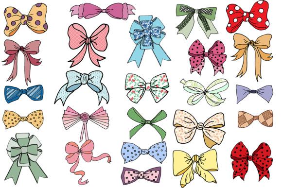 Clipart bows jpg royalty free download Bows clip art, BOWS CLIPART, Doodle Ribbons Clip Art Bow Tie clipart jpg royalty free download