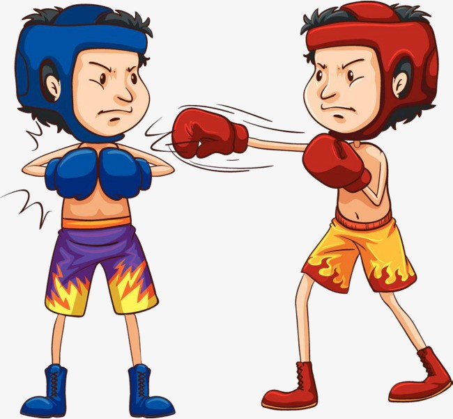 Boxing images clipart png library stock Clipart boxing 8 » Clipart Portal png library stock