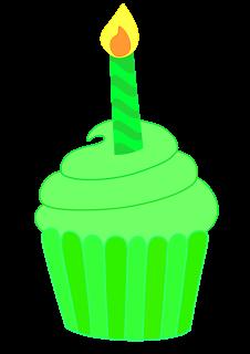 Clipart boy birthday cupcake clip royalty free library Classroom Treasures: Birthday Clipart   Happy birthday baby boy ... clip royalty free library