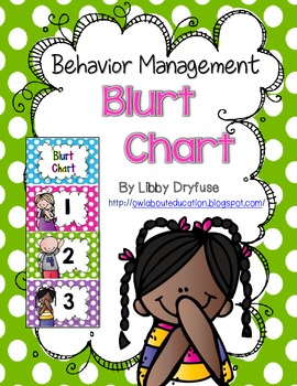 Clipart of blusrt outs in black and white black and white stock Behavior Management: Blurt Chart | Behavior & Classroom Management ... black and white stock