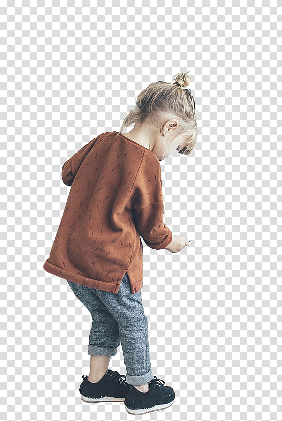 Clipart boy in long sleeve and pants banner library download Toddler wearing brown long-sleeved shirt and gray cuff pants, Child ... banner library download