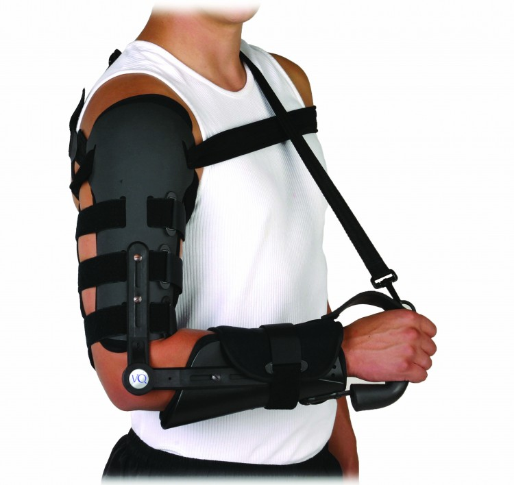 Clipart brace for elbow svg freeuse stock Functional Arm Brace - Ortho Europe svg freeuse stock