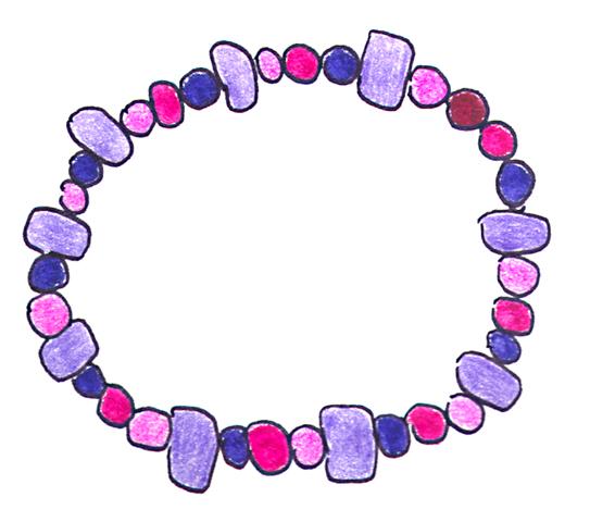 Bracelets clipart image stock Bead bracelet clipart - Clip Art Library image stock