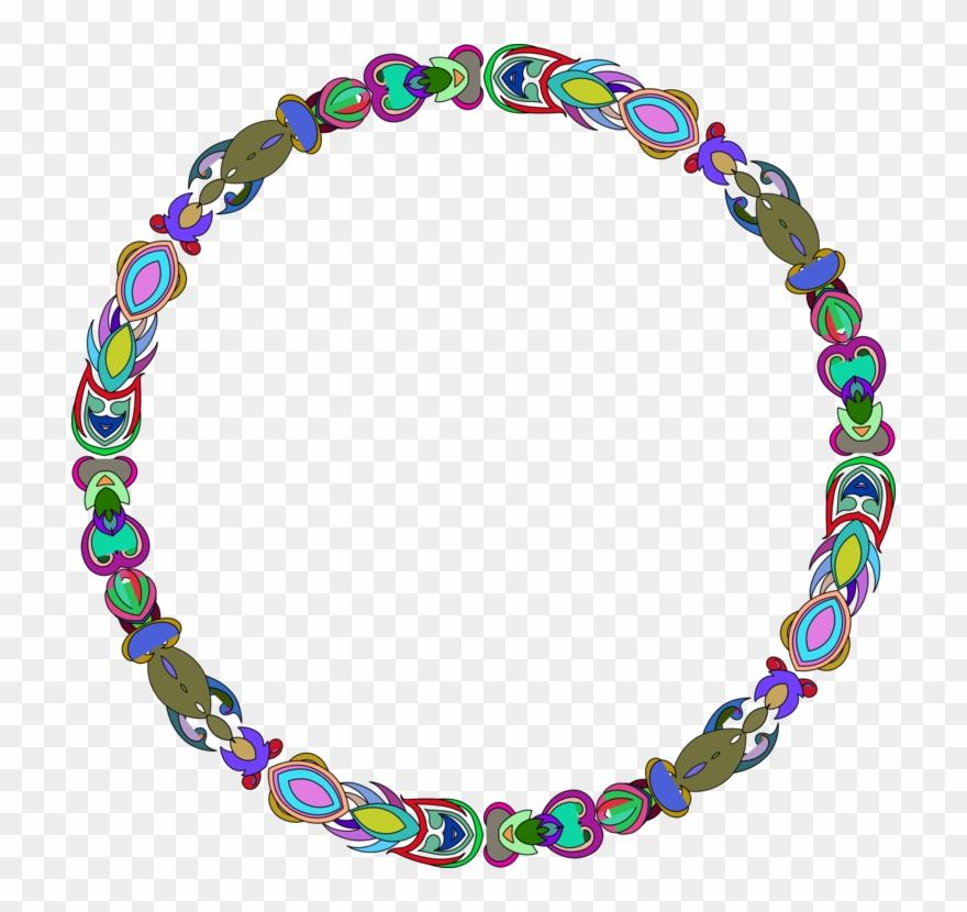 Bracelets clipart image transparent library Beaded Bracelets Necklace Gemstone - Bracelet Clipart (#401765 ... image transparent library