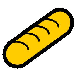 Clipart breadsticks jpg transparent stock Free Breadstick Cliparts, Download Free Clip Art, Free Clip Art on ... jpg transparent stock