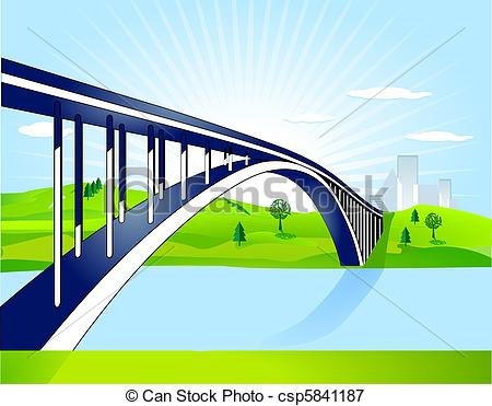 Clipart bridge over river clip freeuse library Clip Art Water With Bridge Clipart - Clipart Kid clip freeuse library