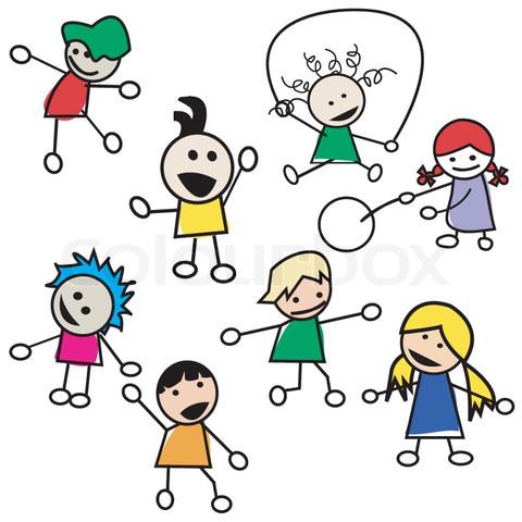 Clipart brn der leger banner royalty free download Clipart børn der leger - ClipartFox banner royalty free download