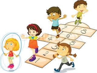 Clipart brn der leger picture transparent Clipart børn der leger - ClipartFox picture transparent